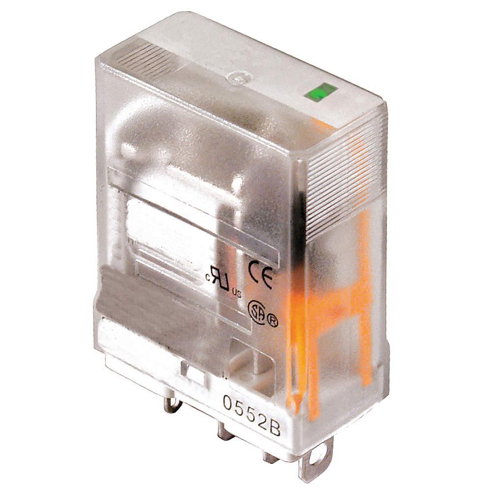 DAYTON RELAY,ICE CUBE,SPDT,24VDC,COIL VOLT - Plug-In Relays ... on