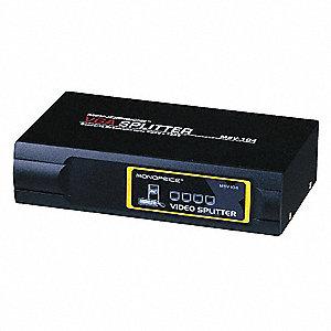 CPU CORD SPLITTER,4 WAY SVGA/VGA,40