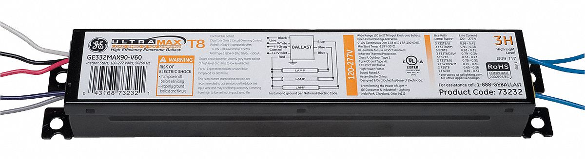 Dimming Ballasts