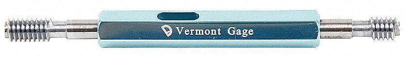 Vermont Gage 301101020 #0-80 UNF 2B No-Go Taperlock Gage