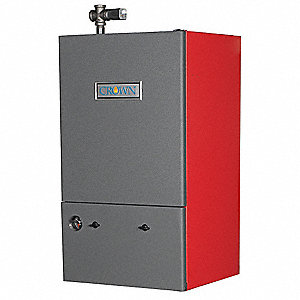 CROWN BOILER CO. Condensing Vent Hot Water Boilers