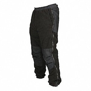 "Black Pants, Nomex IIIA, Fits Waist Size: 40"" to 42"", 34"" Inseam"