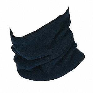 Flame-Resistant Neck Gaiter,Black