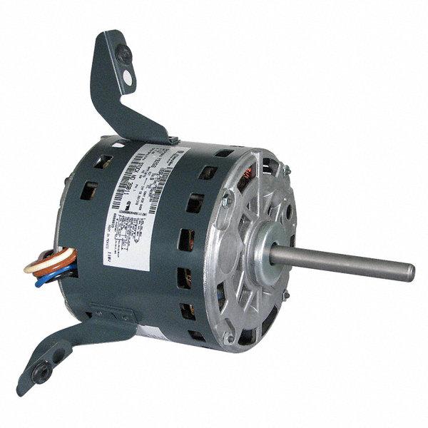 Genteq 1 2 hp direct drive blower motor permanent split for Furnace brook motors inventory