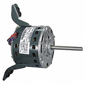 Genteq motor psc 1 3 hp 910 rpm 208 230v 48 oao 6dlp6 for 1 3 hp psc motor