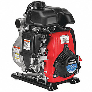 Aluminum 49 cc Engine Driven Centrifugal Pump, 0.8 qt. Tank Capacity