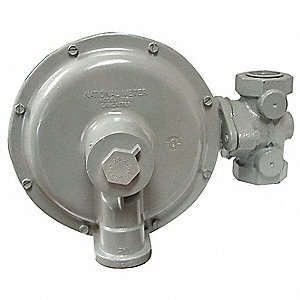 Gas Pressure Regulator, For Use With Mfr. No. DG250, DG400, S405, VG175, VG400