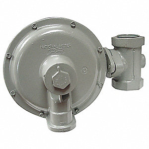 Gas Pressure Regulator, For Use With Mfr. No. VG500