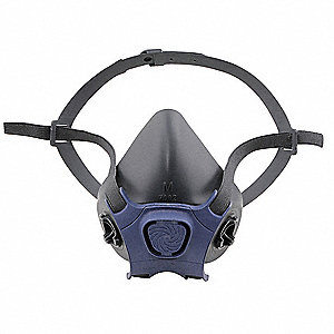 Moldex(TM) 7000 Series Half Mask,L