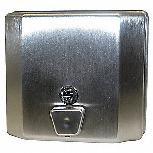 SOAP DISPENSER, WALL MOUNT, 47 OZ.
