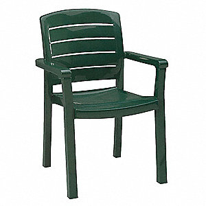 Armchair,Ladderback,Amazon Green
