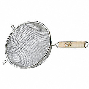 Tin Plated Carbon Steel Mesh Strainer