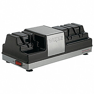 "7-7/8"" x 14-7/8"" x 6-3/8"" Electric Knife Sharpener"