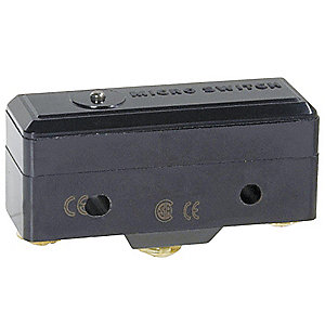 LG SNAP SWITCH,20A,SPDT,PIN PLUNGER