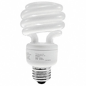 Screw-In CFL,Non-Dimmable,T3,2700K