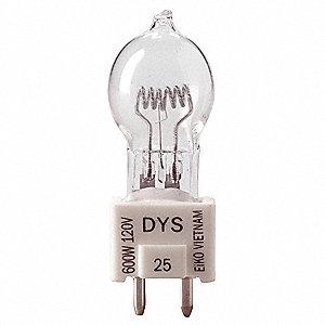 HALOGEN REFLECTOR LAMP,T6,600W