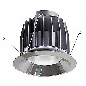 "6-3/8"" x 7-1/2"" x 6-3/8"" Dimmable LED Can Light Retrofit Kit with 600 Lumens"