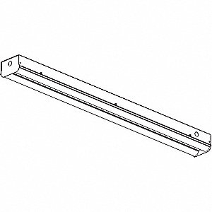 LED Light Fixture, Surface Mount,2400