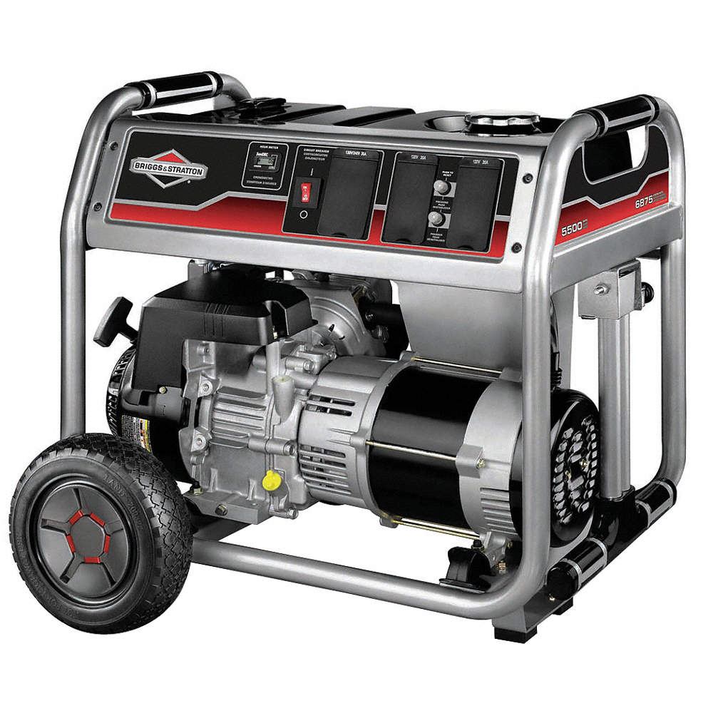 Briggs Stratton Recoil Gasoline Portable Generator 5500 Rated Engine 8 Hp Diagram And Parts List For Allproducts Zoom Out Reset Put Photo At Full Then Double Click