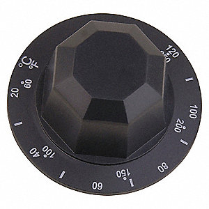 Replacement Thermostat Knob, For Use With: 6EDY9