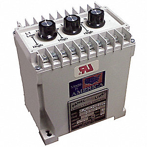 Din Mount Level Control,3 Relay,240VAC