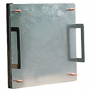Duct Access Door, UL Rated, 8 x 8
