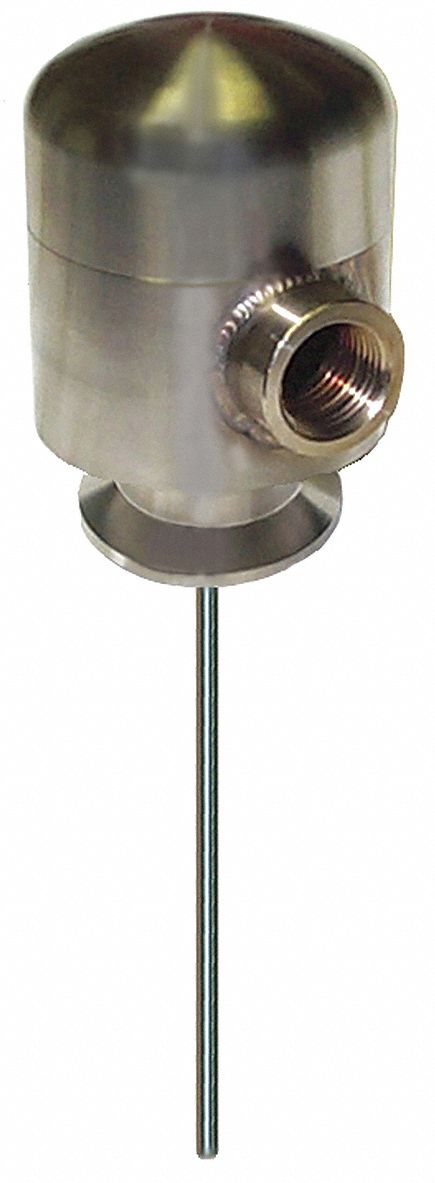 Sanitary Temp Transmitter, 0 to 350F