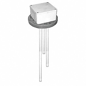 Liquid Probe,Waterproof,12,18,24In,3 In