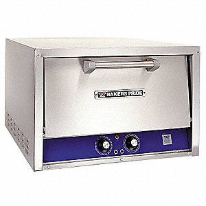 Electric Deck Oven,Single,Brick Line