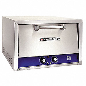 "28"" x 26"" x 17"" Single Deck Electric Deck Oven"