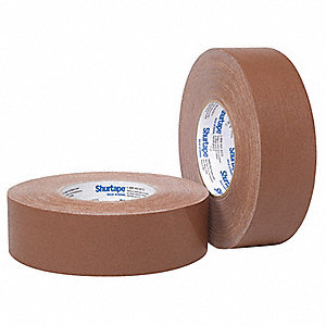48mm x 55m Gaffer's Tape, Brown, Package Quantity 24