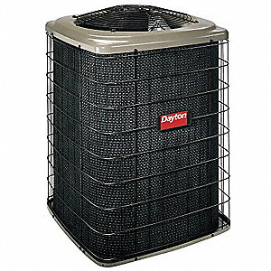 Heat Pump Condensing Unit,32 In. H