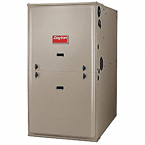 "24-1/2"" x 29-1/2"" x 33"" 115 Volt 1-Stage Multi-Position Gas Furnace"