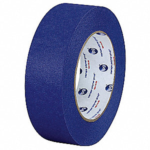 Painters Masking Tape, 54.8m x 36mm, Blue, 5.5 mil