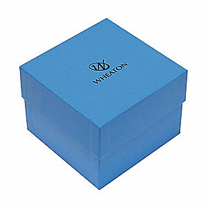 CryoFile XL,Cryogenic Box,Blue,PK15
