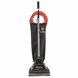 Upright Vacuum,12 In,95.3 cfm,6A,120V