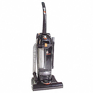 Upright Vacuum,15 In,12A,120V,HEPA