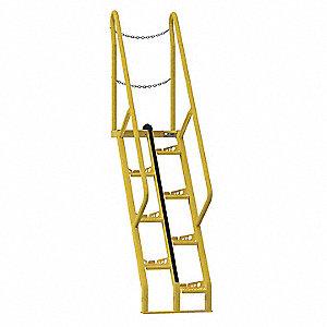 STAIR ALT-TREAD 8 STEPS 60IN