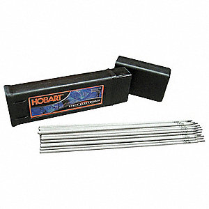 "14"" Carbon Steel Box Stick Electrode with 5/32"" Dia. and E6011 AWS Classification"