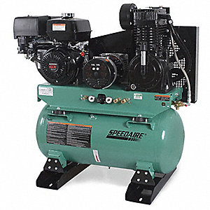 1.7 gal. Stationary Air Compressor/Generator