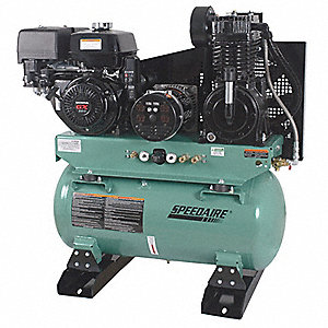 30 gal. Stationary Air Compressor/Generator