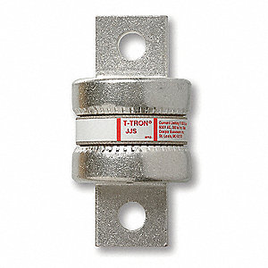 125A Fast Acting Melamine Fuse with 600VAC Voltage Rating; JJS Series