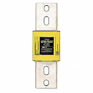 1100A Time Delay Fiberglass/Melamine Fuse with 600VAC/300VDC Voltage Rating; KRP-C Series