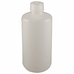 Environmental Sample Bottle,125 mL,Pk500
