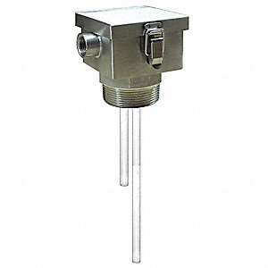 Liquid Level Probe,24 In,2 NPT