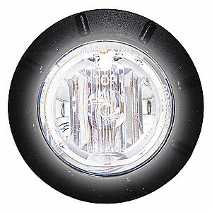 Utility Light,Round,Clear