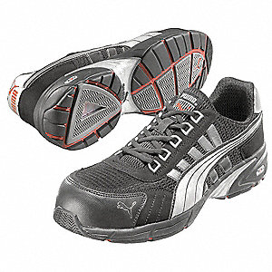 Athletic Style Work Shoes, Size 13, Toe Type: Composite, PR