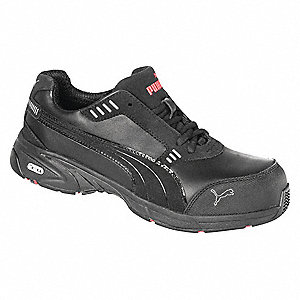 Athletic Style Work Shoes, Size 8, Toe Type: Composite, PR