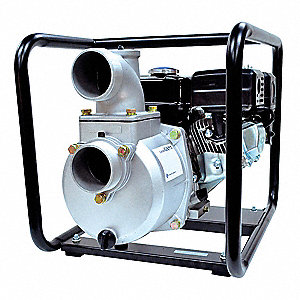 5.5 HP Aluminum 205cc Engine Driven Centrifugal Pump, 2.9 qt. Tank Capacity