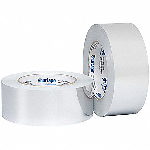 Foil Tape with Liner,48mm x 46m,Silver